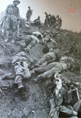 """bộ đội Việt Nam và những người """"anh em"""" Trung Quốc"""